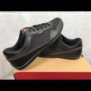 Levis Shoes  Levi Mens Rio Denim Comfort Insole Shoes